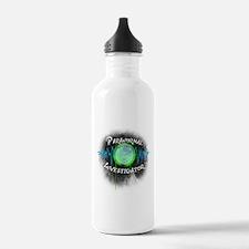 Ghost Investigator Water Bottle