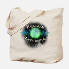 Ghost Investigator Tote Bag
