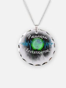 Ghost Investigator Necklace