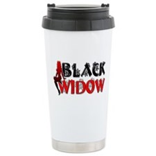 Black Widow Travel Mug