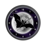 Bat Wall Clocks