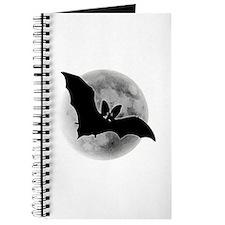 Full Moon Bat Journal