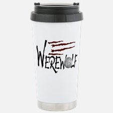 Werewolf Travel Mug