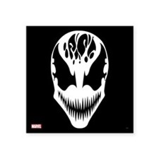 "Carnage Icon Square Sticker 3"" x 3"""