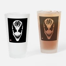 Carnage Icon Drinking Glass