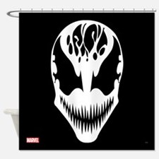 Carnage Icon Shower Curtain