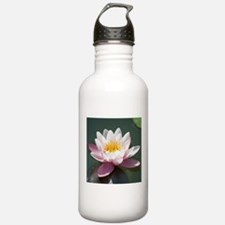 Funny Water lily Water Bottle