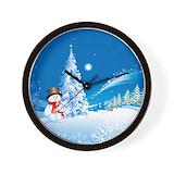 Snowman Basic Clocks