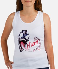 Venom Face Women's Tank Top