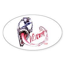 Venom Face Decal