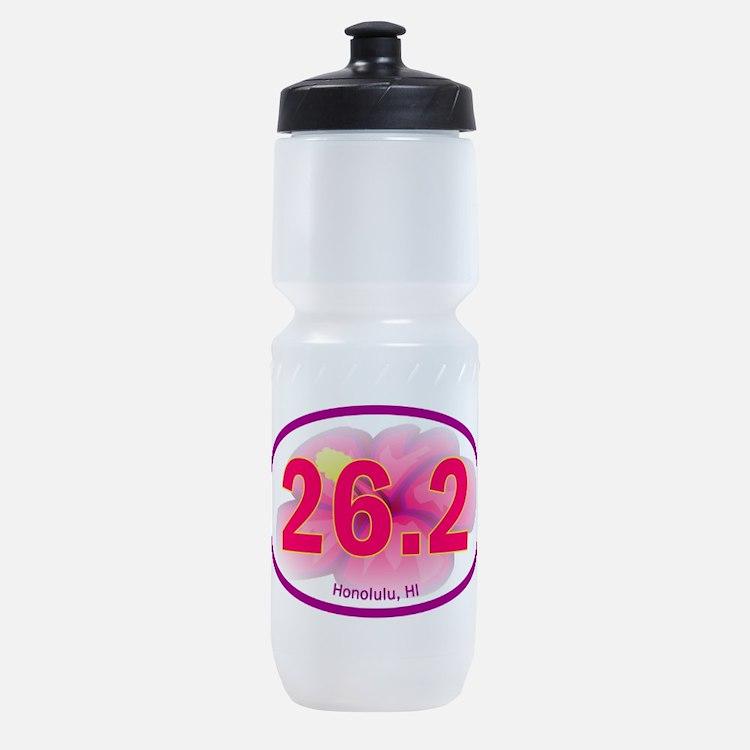 Cute Honolulu Sports Bottle