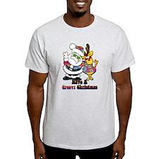 Groovy Christmas T-Shirt