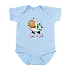 Fleece On Earth Infant Bodysuit