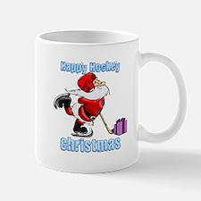 Hockey Christmas Mug