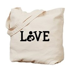 Breastfeeding Love Tote Bag