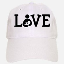 Breastfeeding Love Baseball Baseball Baseball Cap