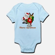 Dentist Christmas Infant Bodysuit