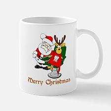 Dentist Christmas Mug