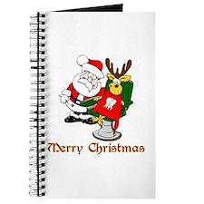 Dentist Christmas Journal