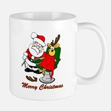 Christmas Hairdresser Mug