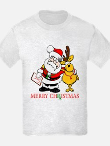Santa Doctor Christmas T-Shirt