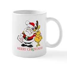 Santa Doctor Christmas Mug