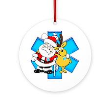 EMT Christmas Ornament (Round)