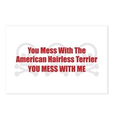 Mess With AHT Postcards (Package of 8)