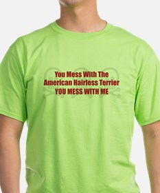 Mess With AHT T-Shirt