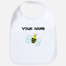 Custom Bee Cartoon Bib