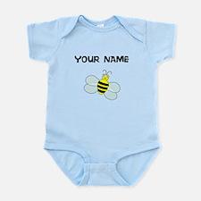 Custom Bee Cartoon Body Suit