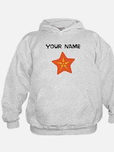 Custom Starfish Hoodie