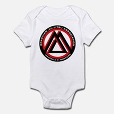 Brazilian Jiu Jitsu Associati Infant Bodysuit