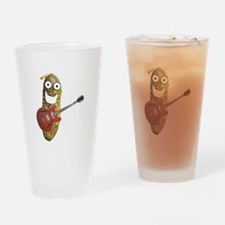 Rocker Pickle Drinking Glass