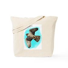 Gyrfalcon Tote Bag