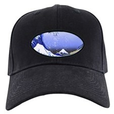 Cute Great wave Baseball Hat