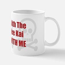 Mess With Klee Kai Small Small Mug