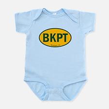 Euro Oval Sticker - SUNY BKPT Body Suit