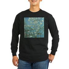 Van Gogh Almond blossom Long Sleeve T-Shirt