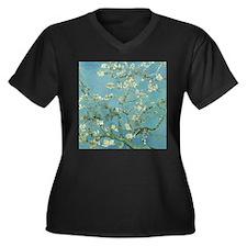 Van Gogh Almond blossom Plus Size T-Shirt