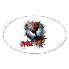 Carnage Face Decal