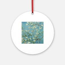 Van Gogh Almond blossom Ornament (Round)