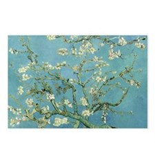 Van Gogh Almond blossom Postcards (Package of 8)