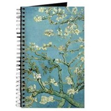 Van Gogh Almond blossom Journal