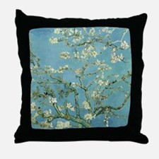 Van Gogh Almond blossom Throw Pillow