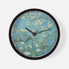 Van Gogh Almond blossom Wall Clock
