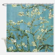 Van Gogh Almond blossom Shower Curtain