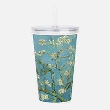 Van Gogh Almond blossom Acrylic Double-wall Tumble