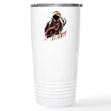 Abstract Venom Thermos Mug