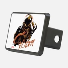 Abstract Venom Hitch Cover